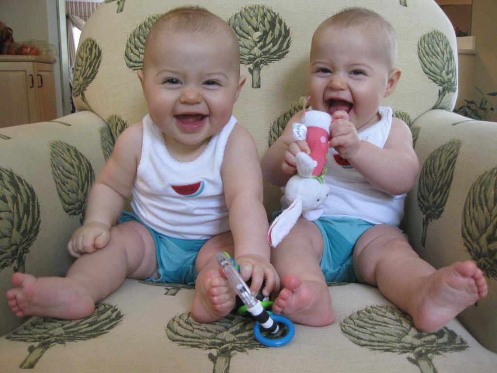 Śmiechu też możemy się uczyć od dzieci. Bo żaden śmiech nie jest tak szczery jak dziecięcy.