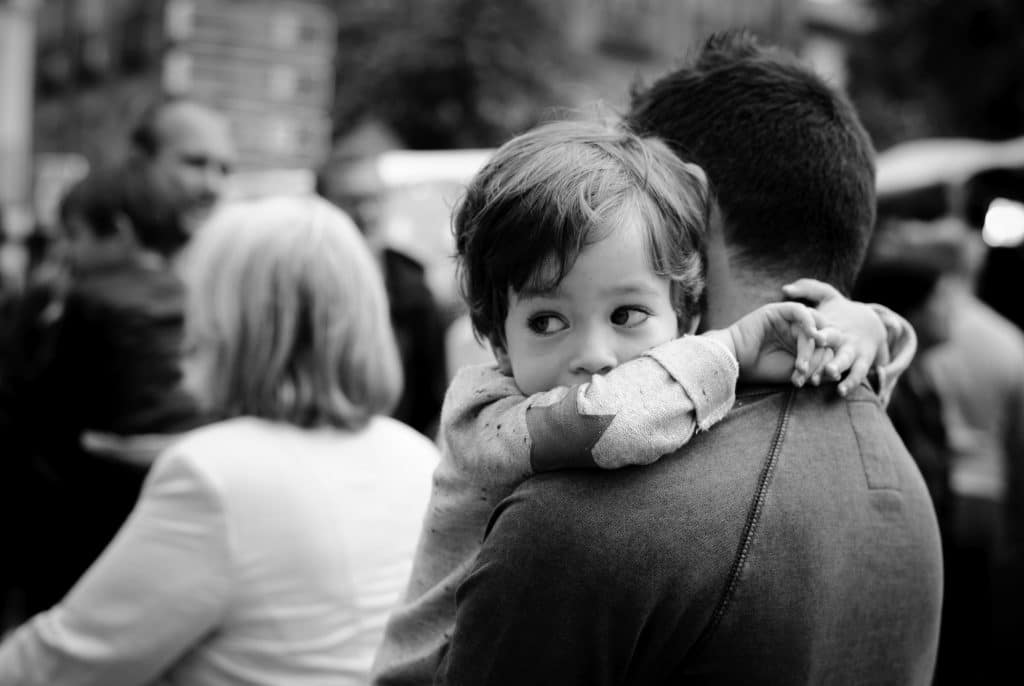 czy warto umawiać się z jednym ojcem?